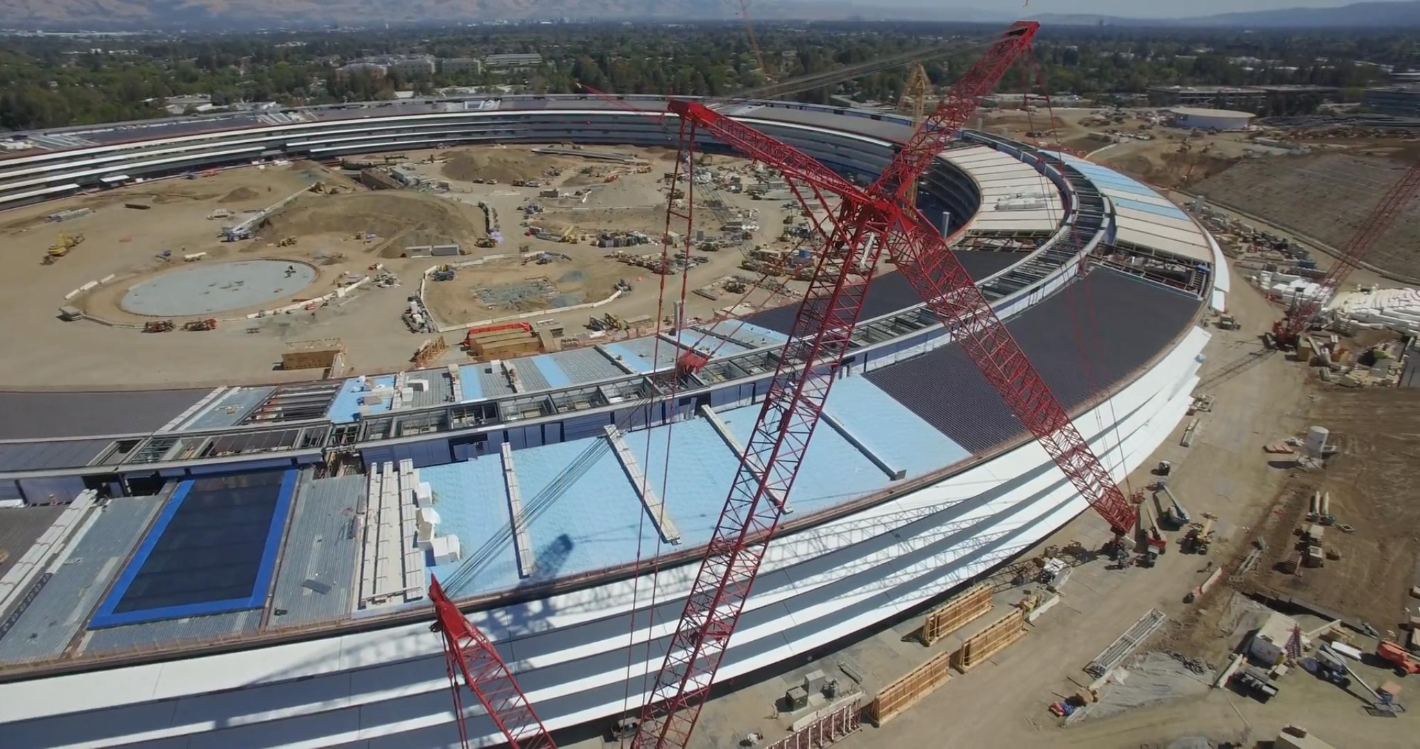 Apple Campus 2 oktober 2016