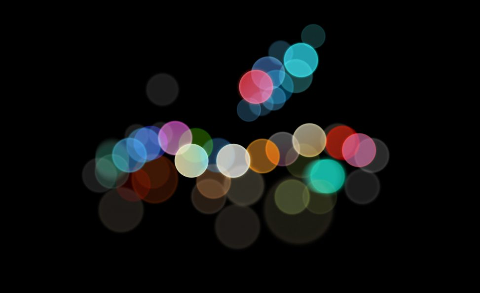 Apple Event 7 september 2016