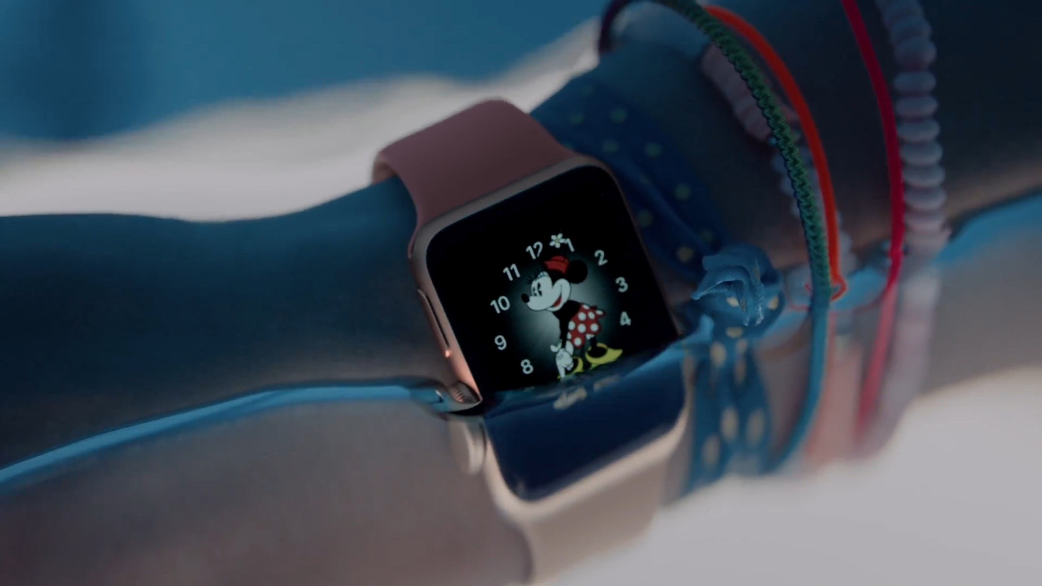Apple Watch Series 2 ad