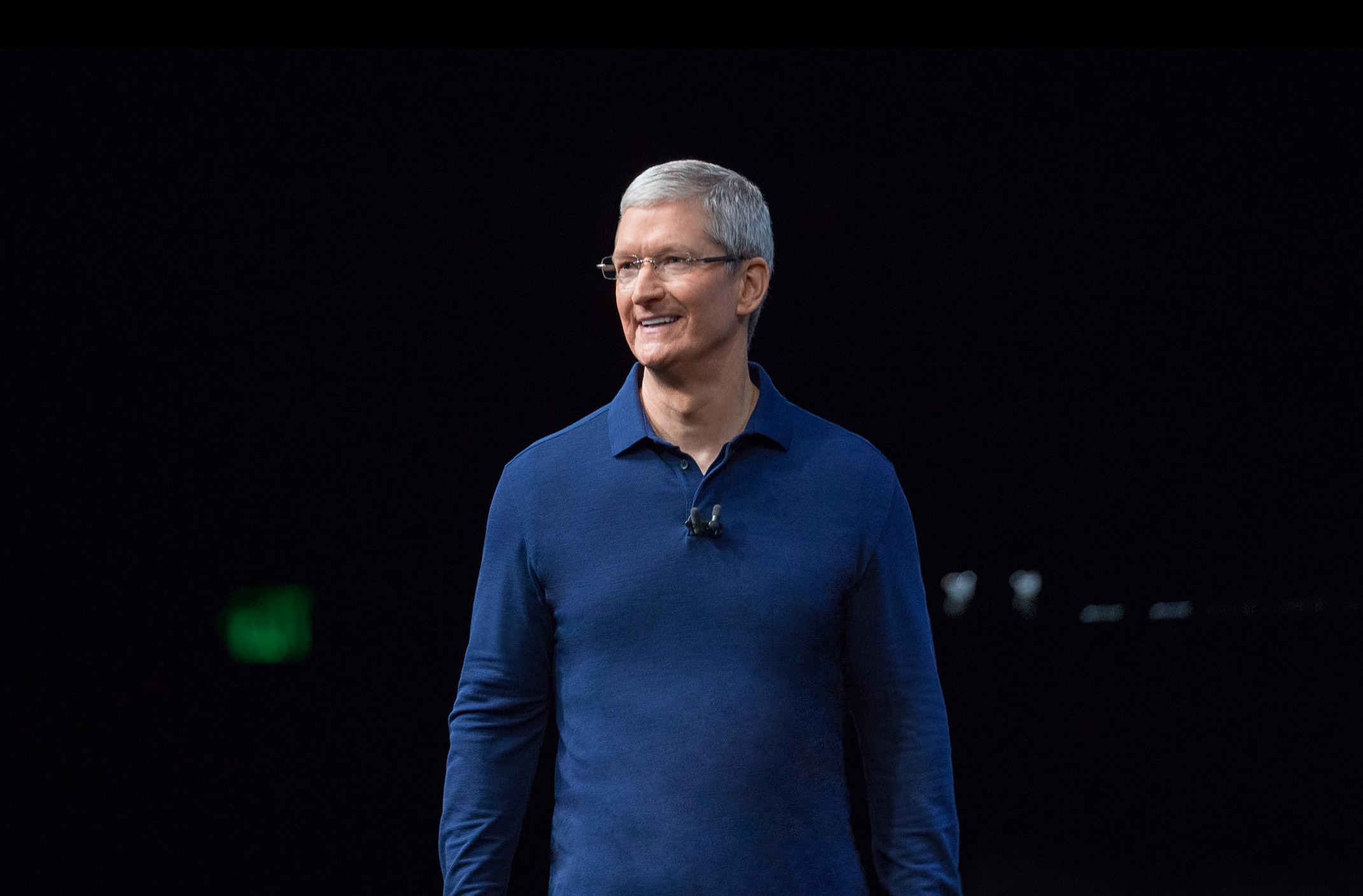 Tim Cook Apple Special Event september 2016