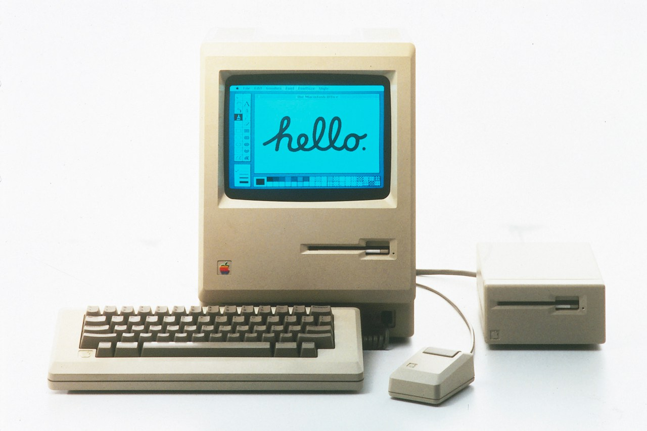 Apple Hello 1984