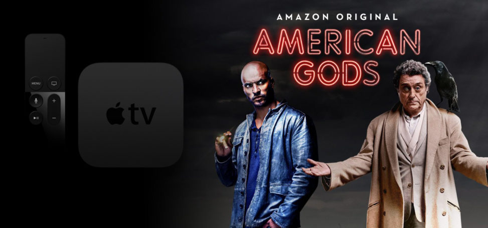 Apple TV Amazon Prime Video