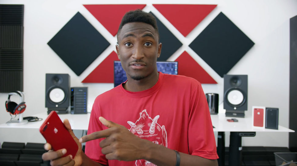iPhone MKBHD