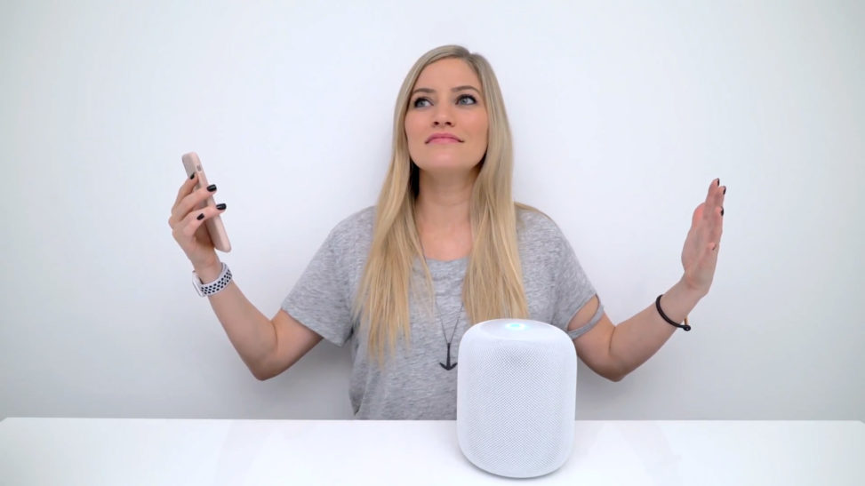 Justine Apple HomePod