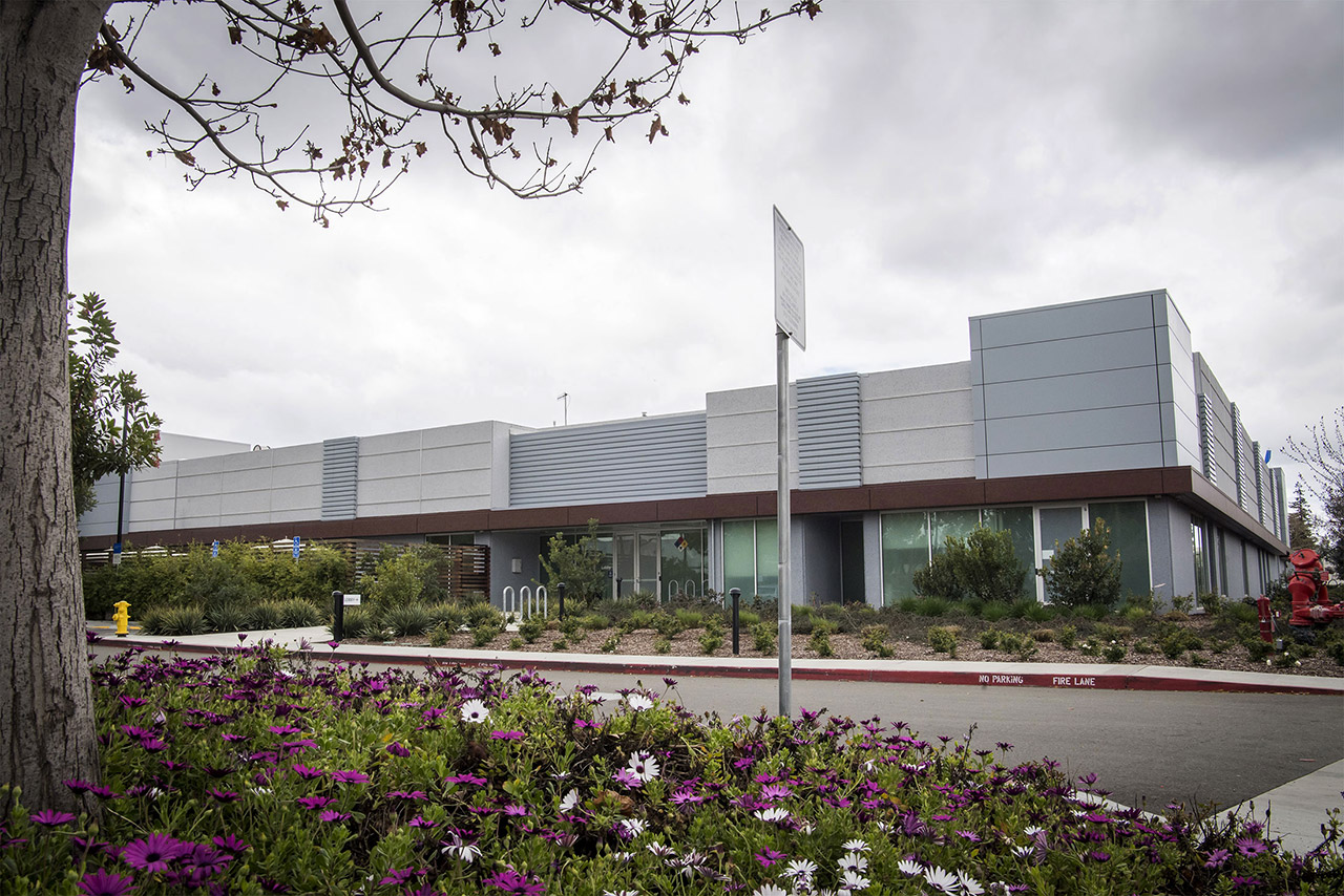 Apple MicroLED facility Santa Clara
