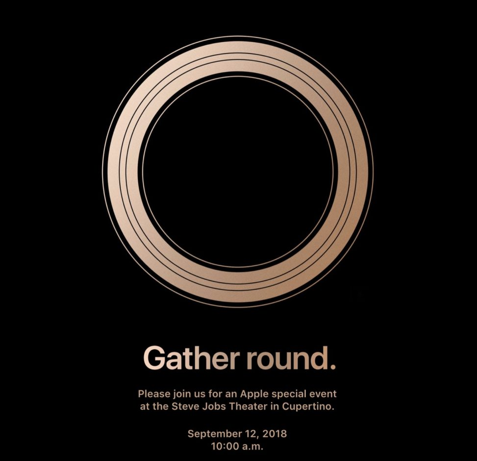 Gather Round Apple Special Event