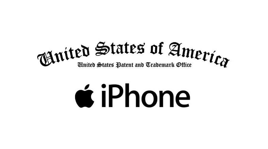 Apple iPhone trademark